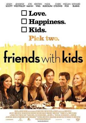 Friends with kids - Comédie