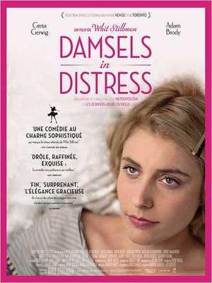 Damsels in Distress - Drame, Comédie