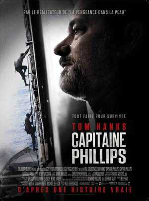 Capitaine Phillips - Action, Drame