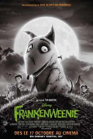 Frankenweenie - Animation