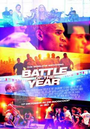 Battle of the year - Musique