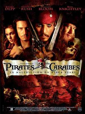 Pirates des Caraïbes: la Malédiction du Black Pearl - Action, Aventure
