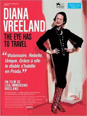Diana Vreeland: The Eye Has To Travel - Documentaire
