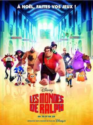 Les Mondes de Ralph - Famille, Comédie, Animation