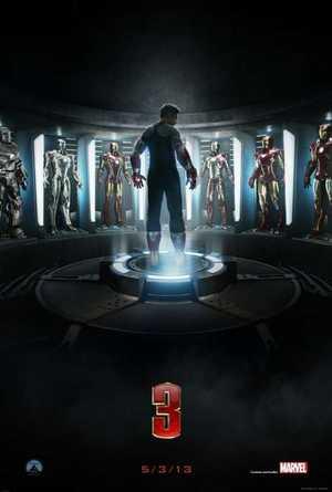Iron man 3 - Action, Science-Fiction, Aventure