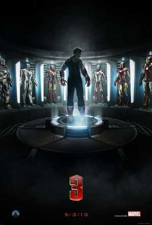 Iron man 3 - Action, Science-Fiction, Aventure