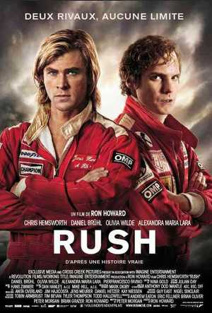 Rush - Biographie, Action, Drame
