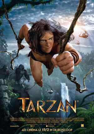 Tarzan - Animation