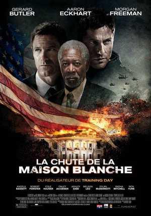 La Chute de la Maison Blanche - Action, Thriller