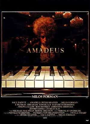 Amadeus - Biographie, Drame, Musique