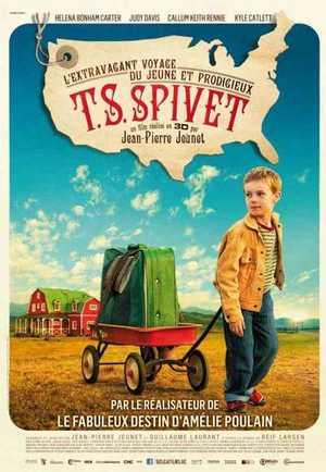 L'Extravagant Voyage du Jeune et Prodigieux T.S. Spivet - Aventure