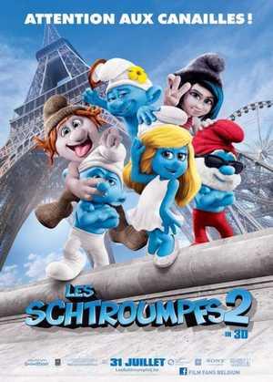 Les Schtroumpfs 2 - Famille, Comédie, Animation