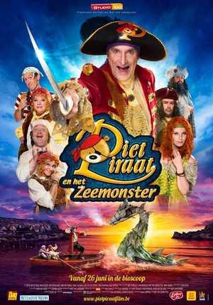 Piet Piraat en het Zeemonster - Famille