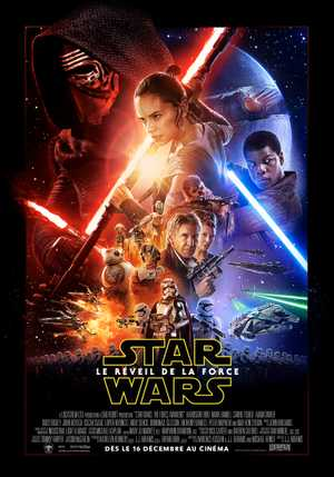 Star Wars Episode 7 : Le réveil de la force - Action, Science-Fiction