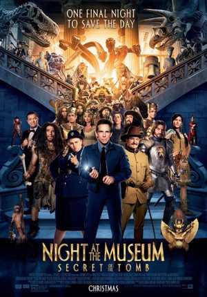 La Nuit au Musée : le Secret des Pharaons - Comédie, Fantastique, Aventure