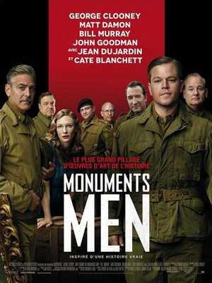 Monuments men - Film historique, Aventure