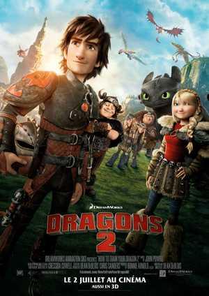 Dragons 2 - Animation