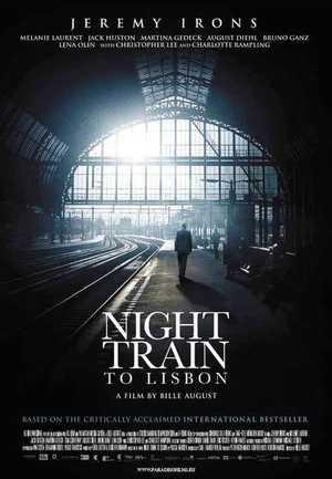 Night train to Lisbon - Thriller, Romance