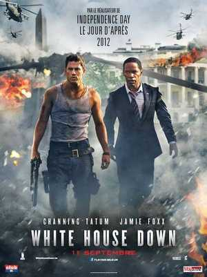 White House Down - Action, Drame