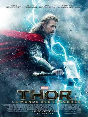 Thor : Le Monde des ténèbres - Action, Fantastique