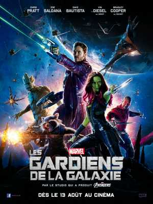 Les Gardiens de la Galaxie - Action, Science-Fiction, Aventure