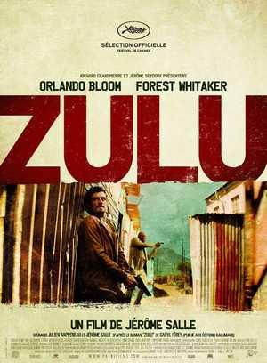 Zulu - Policier, Thriller, Drame