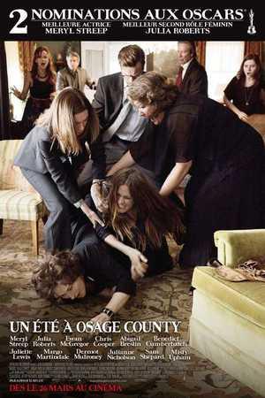 Un Eté à Osage County - Drame, Comédie