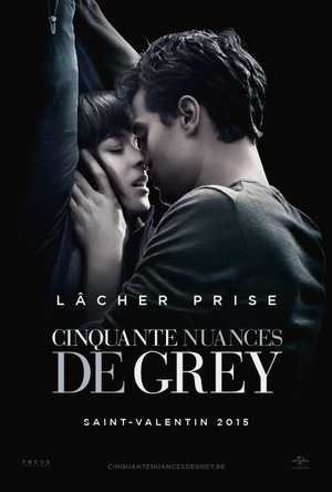 Cinquante nuances de Grey - Drame, Erotique, Romance