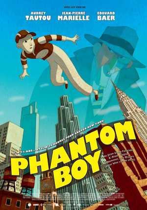Phantom Boy - Animation