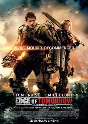 Edge of tomorrow - Action, Science-Fiction