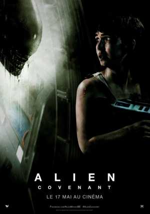 Alien : Covenant - Action, Science-Fiction, Thriller, Drame