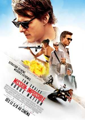 Mission : Impossible - Rogue Nation - Action, Thriller, Aventure