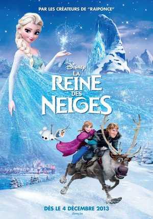 La Reine des neiges - Animation