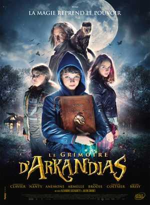 Le grimoire d'Arkandias - Famille, Aventure