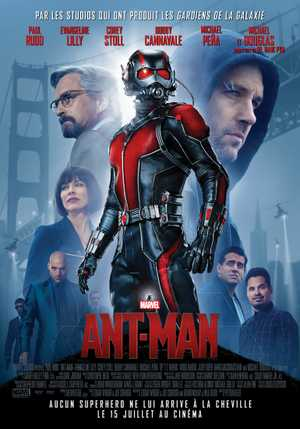 Ant-Man - Action, Aventure