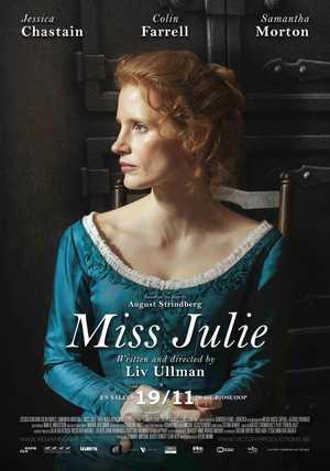 Mademoiselle Julie - Drame
