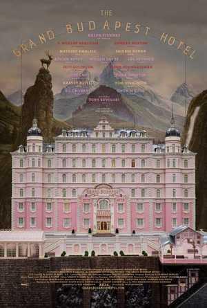 The Grand Budapest Hotel - Comédie