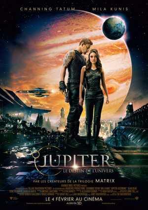Jupiter : Le Destin de l'Univers - Action, Science-Fiction