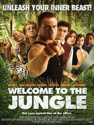 Welcome to the Jungle - Action, Comédie