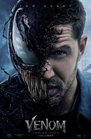 Venom - Action, Horreur, Science-Fiction