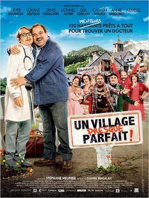Un village presque parfait - Comédie