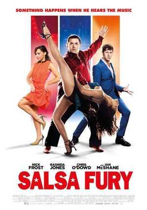 Salsa Fury - Comédie romantique
