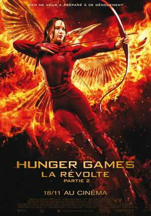Hunger Games: La révolte - 2ème partie - Science-Fiction, Drame, Aventure