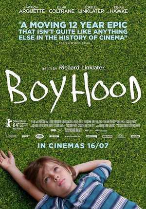Boyhood - Drame