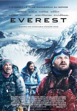 Everest - Thriller, Drame, Aventure