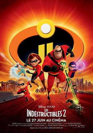 The Incredibles 2 - Animation