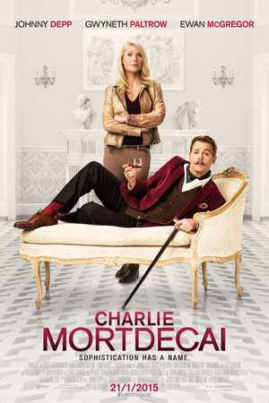 Charlie Mortdecai - Action, Comédie