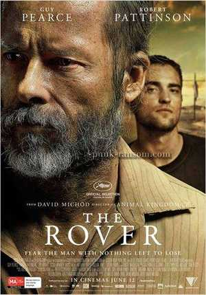 The rover - Science-Fiction, Drame