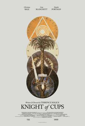 Knight of cups - Drame, Romance