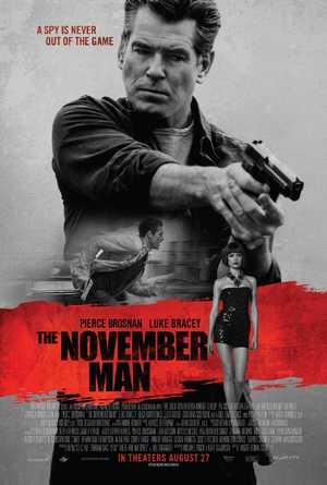 The november man - Thriller